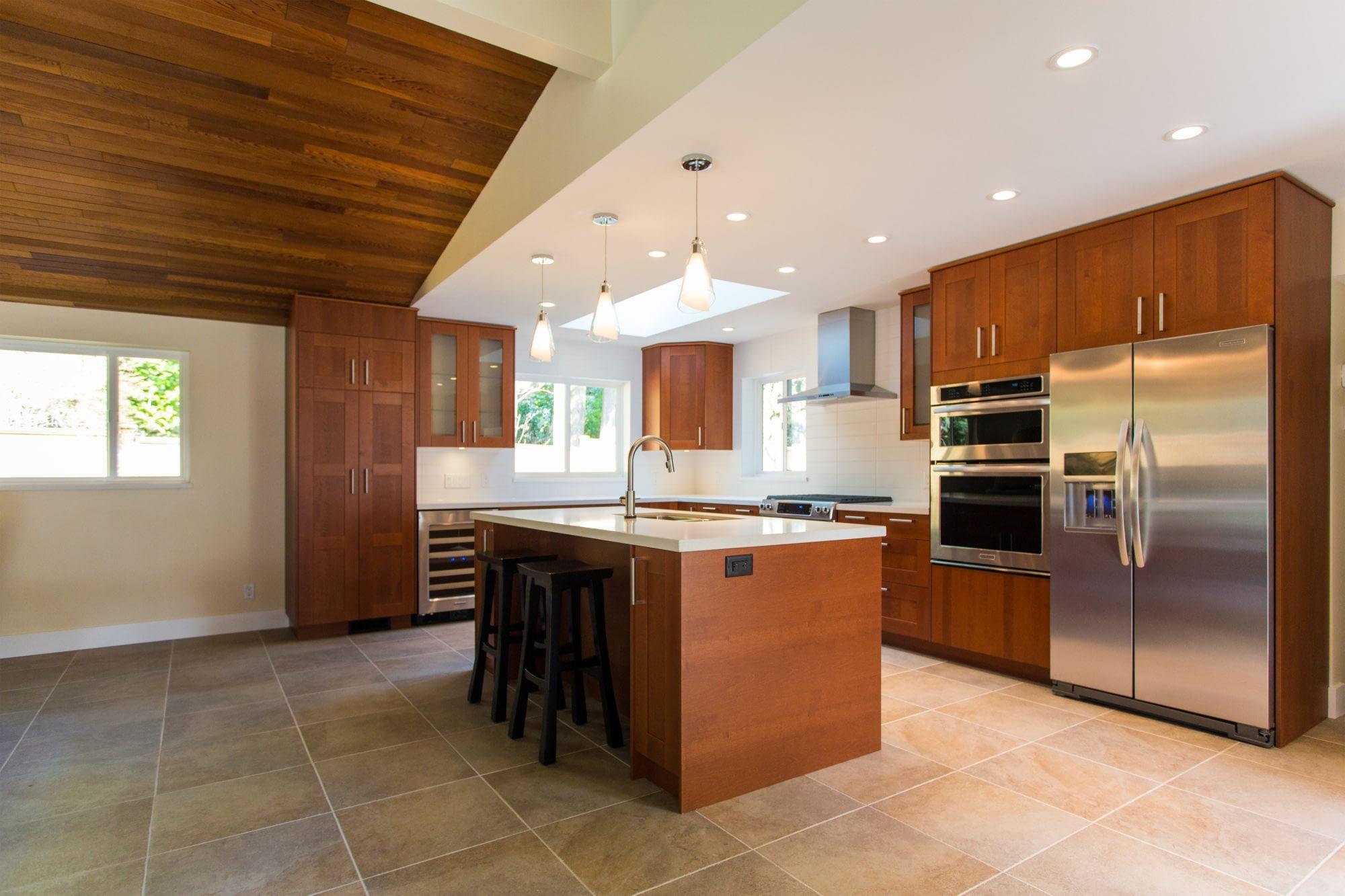 Kitchen Renovation Project Full Rebuild