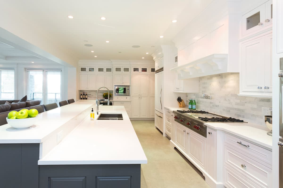 Wow! Whole Home Renovation in Vancouver | By Kennedy Construction